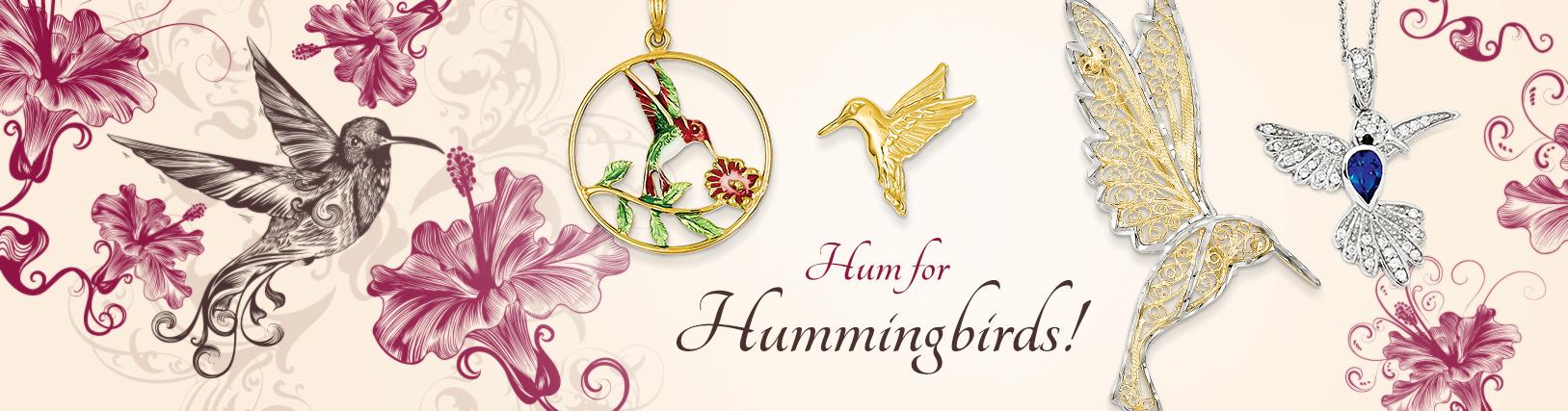 Hummingibrd Jewelery