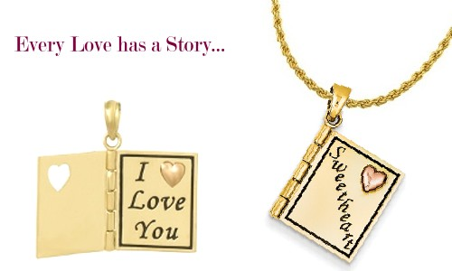 love story cahrms