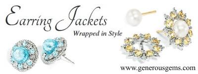 Earring Jackets