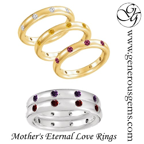 Eternal Love Rings