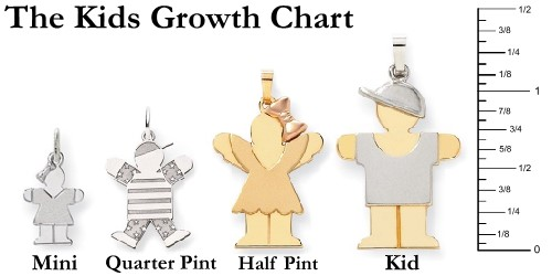 Kids growth chart