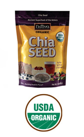Organic Chia Seeds