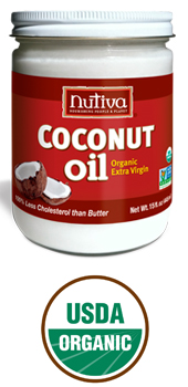 Organic Extra-Virgin Coconut Oil