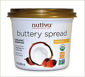 NEW! • Organic Vegan Buttery Spread