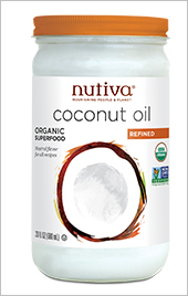 • Organic Refined Coconut Oil
