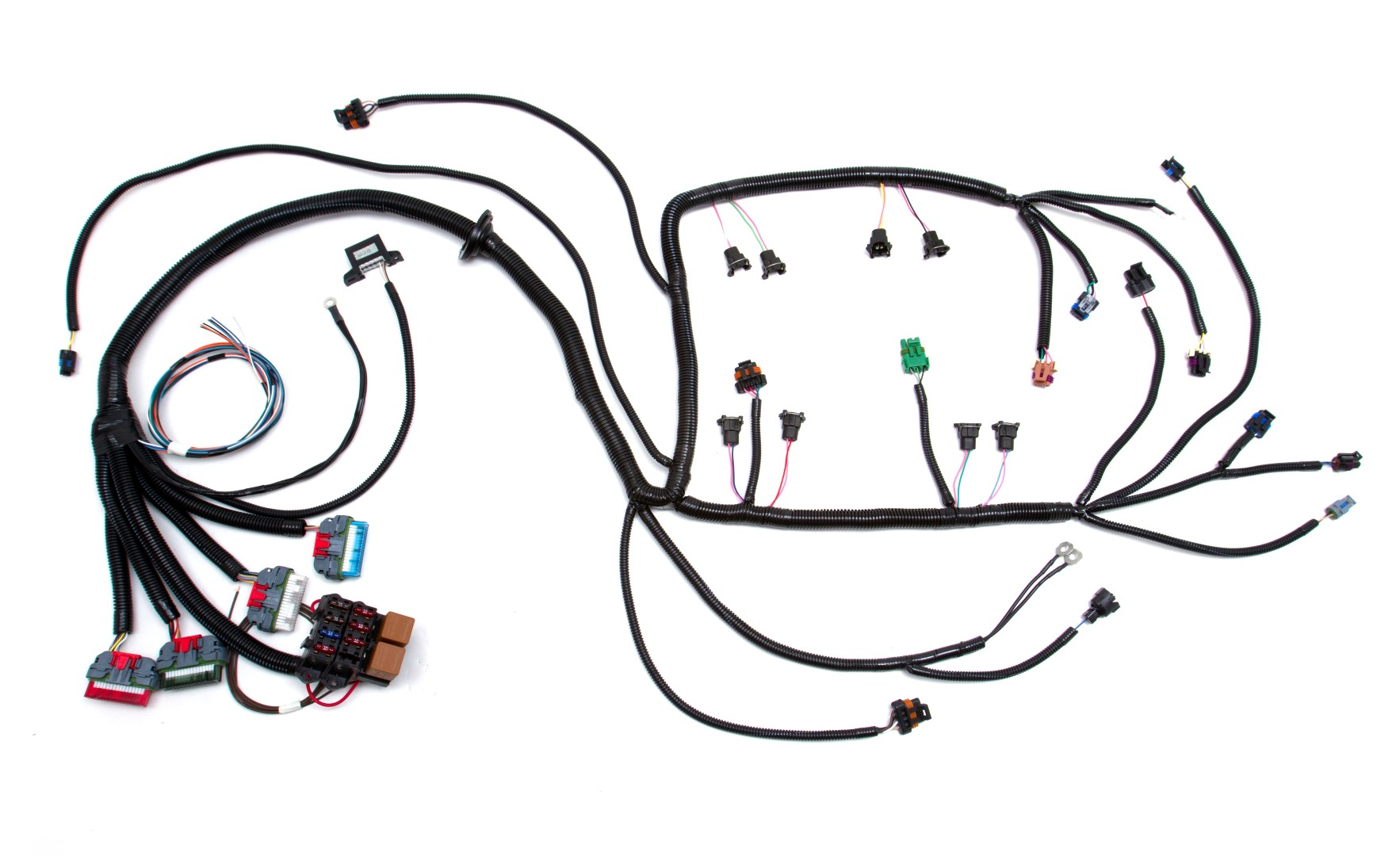 Standalone Wiring Harness Lt1 700r4 For Sale Opinions About Fuse Box Psi Lt4 W T56 Th350 Th400 Rh Psiconversion Com Ls1 In Diagram