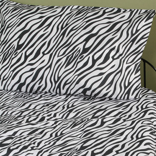 pink animal print bedding. Zebra Print Bedding Sale
