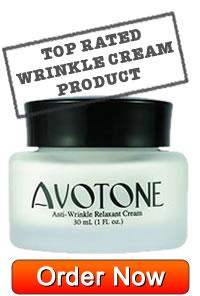 Try Avotone Wrinkle Cream Today